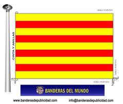 Bandera Autonómica de Cataluña
