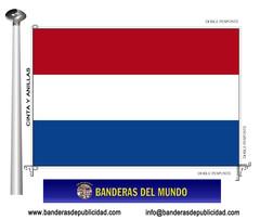 Bandera país de Holanda