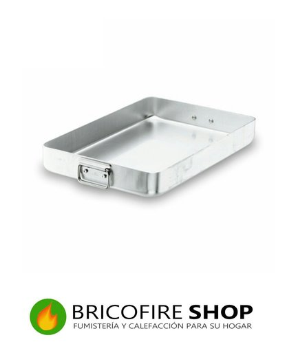 Rustidera aluminio para horno
