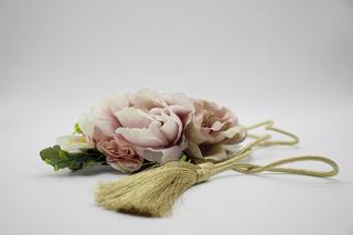 Cinturón de fiesta y flores Ref. 51