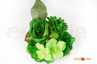 Ramillete verde