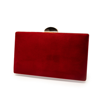 Bolso de fiesta rojo