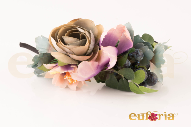 Diadema de flores Ref. 02
