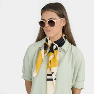 Gafas de sol pasta beige