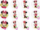 Impresion Galletas Minnie Mouse