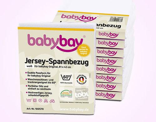 Colchón para Cama Infantil de BabyBay (Cuna Maxi)