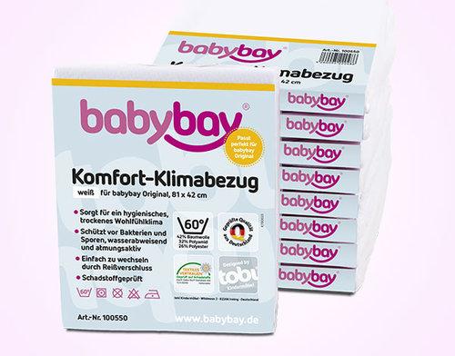 Protector de colchón Babybay Midi