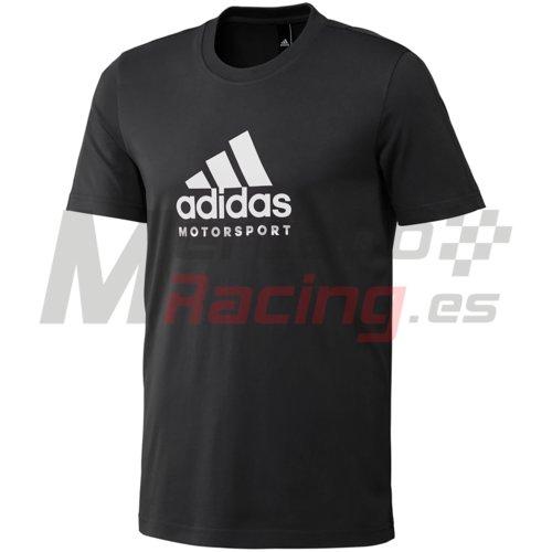 Adidas® Motorsport T-Shirt Black