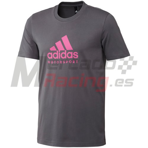 Adidas® Motorsport T-Shirt Graphite