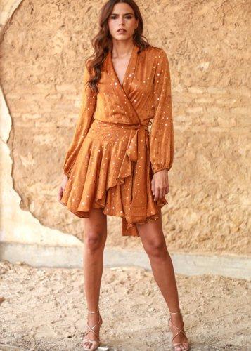 Vestido Basari Valeria Derbais