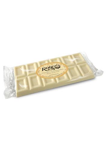 Xocolata blanca (cacau mínim 30,3%). Pes net 200g